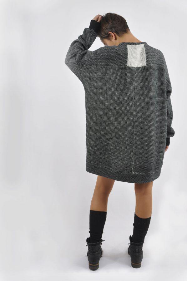 Oversize Pullover annacut